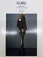 Фантазийные колготки, Fiore Dark Lady 40 Den, G5789