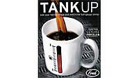 Чашка с терморисунком TANK UP ( хамелеон )
