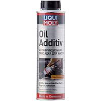 Антифрикционная присадка в моторное масло с MoS2 Liqui Moly Oil Additiv 0,3L