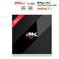 SMART TV Box H96 Pro+ 2 GHz 3Gb /32 Gb