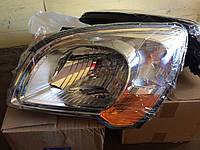 Фара передняя Kia Sportage 08- левая  92102-03000 с электрокоректором