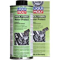 Противоизносная присадка  Liqui Moly Molygen Motor Protect 0,5L