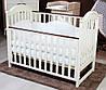Детская кроватка Twins iLove маятник/ящик слоновая кость орех