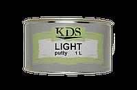 Шпатлевка  облегченная KDS Light 1 л