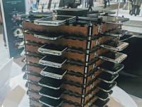 Samsung собрала ферму для майнинга из смартфонов Galaxy S5