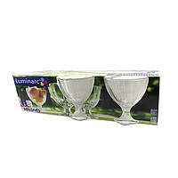 """Набор креманок стекло """"Luminarc. Мальдивы"""" (3 шт) 300мл 09909 / H5127"""