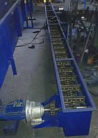 Скребковий ланцюговий транспортер (конвеєр)