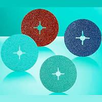 Круги на фибровой основе 3M™ 982С Р80, фибровые круги   27628