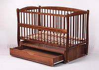Дитяче ліжко Twins Еліт шарнір/ящик підшипник відкидний борт твк
