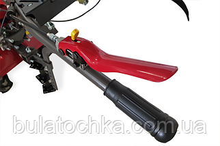 Мотоблок WEIMA WM1000N-6 КМ DELUXE (бензин 7л.с.), фото 3