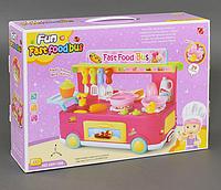 Игровой набор Вкусный ужин.Детский игровой набор.Детская кухня.