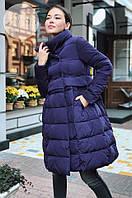 Пальто зимнее не стандартного кроя которое будет отличать Вас от всех!