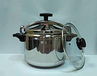Скороварка PETERHOF PH 15779 - 8 из нержавеющей стали