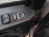 Алюминиевая рамка на джойстик регулировки зеркал для Mercedes Vito 2003-2010