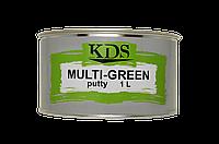 Шпатлевка  облегченная KDS Multi-Green 1 л