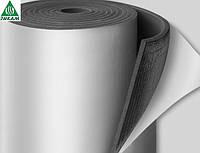 Самоклеющаяся рулонная изоляция из вспененного каучука 6 мм