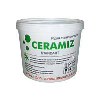 Жидкая теплоизоляция утепление Ceramiz Standart 5L, фото 1