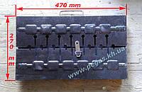 "Мангал чемодан на 8 шампуров (металл ""2"" мм), фото 1"