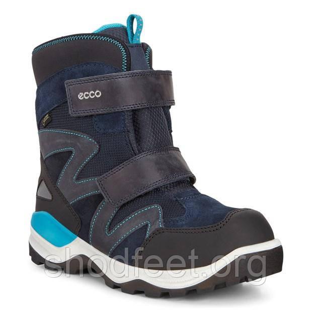 Детские ботинки Ecco Snow Mountain Gore-Tex 710223-50725