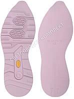Резиновая подошва/след для обуви BISSELL BL-23, цв.#8 светло-сиреневый, размер 38-39