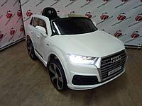 Детский электромобиль AUDI JJ 2188 белый