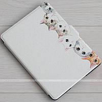 Обложка Slimline Print для Amazon Kindle Voyage White Cats