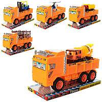 Трейлер WL838-9-10-1-2 инерционный транспорт