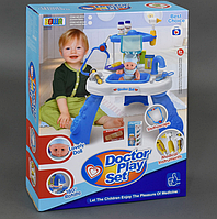 Игровой набор доктор,с пупсом. Детский игровой набор.