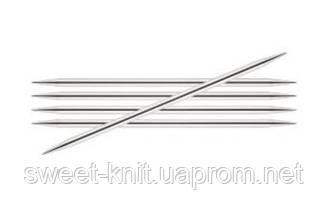 Спицы носочные 20 см Nova Metal KnitPro 3.5mm