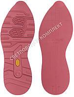 Копия Резиновая подошва/след для обуви BISSELL BL-23, цв.#10 розовый, размер 38-39