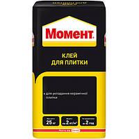 КЛЕЙ д/плитки Момент 25кг