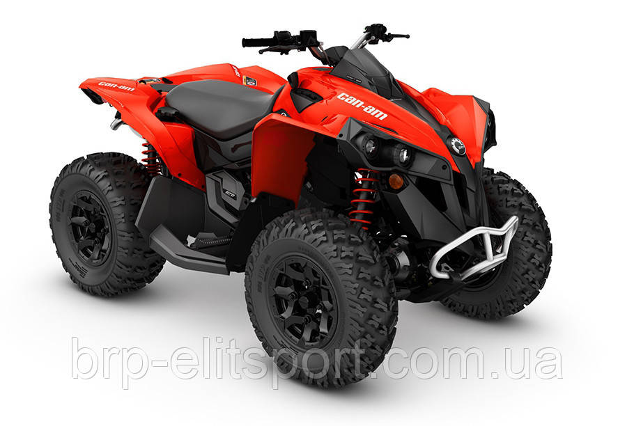 Renegade 570 Std Can-Am Red