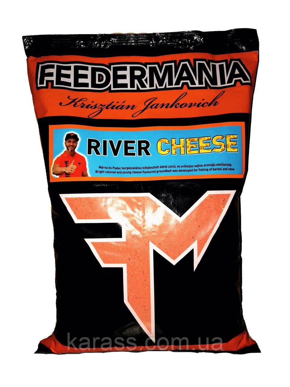 FEEDERMANIA River Cheese