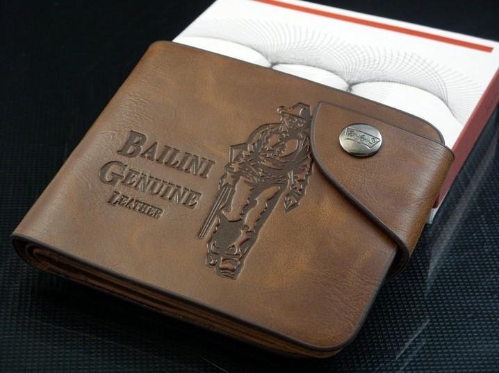 Бумажник Bailini Genuine Leather Br