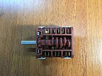 Переключатель семипозиционный I10/16А/250V/Т150 для электроплит (контакты 6+6) AN_EL,Турция
