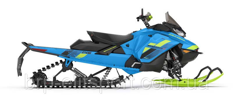 RENEGADE BACKCOUNTRY X 850 ETEC
