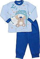 Качественная пижама для мальчиков Zzz (1-2 года)