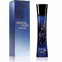 Женская парфюмированная вода Armani Code
