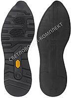 Резиновая подошва/след для обуви BISSELL BL-23, цв.#1 черный, размер 42-43