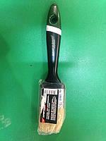 """Пензель тип """"Англійський"""" пластикова ручка Бригадир Standart (1,5""""/38мм)"""