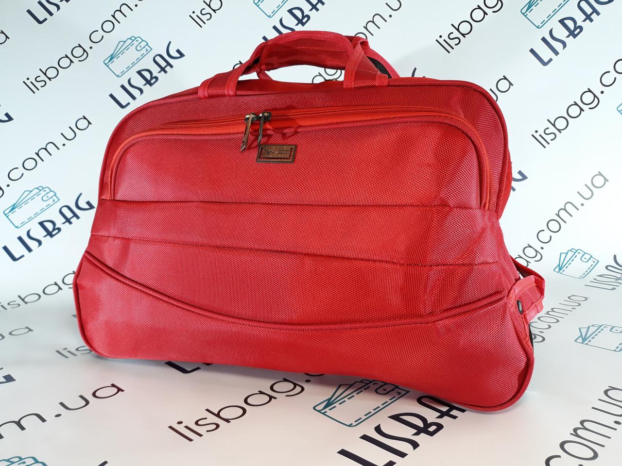 1684f17a2aad Сумка на колесах Большая XL (75л) красная (66*33*34) чемодан ...