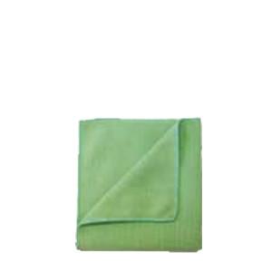 Многоразовая полировальная салфетка (зеленая) Radex Ultrafiber 32х36см