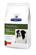 Hills Prescription Diet Metabolic - 12 кг для собак с лишним весом