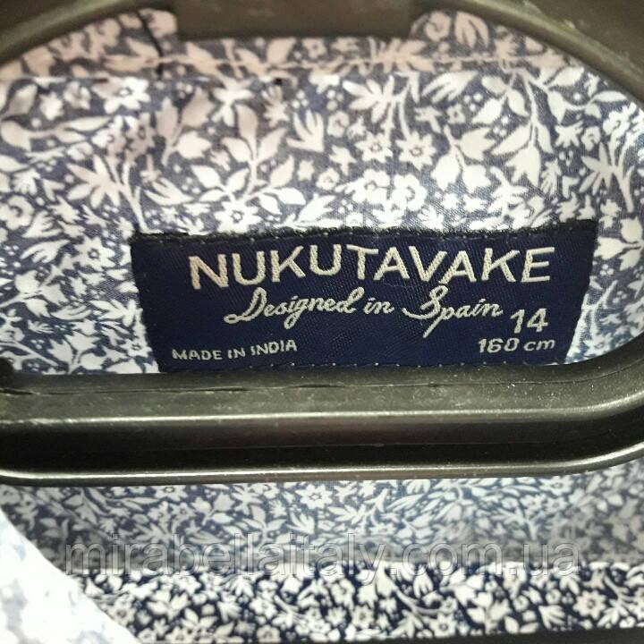 Рубашка Nukutavake подростковая