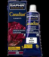 Крем - краска с защитными свойствами Saphir Canadian 75ml 02 БЕСЦВЕТНЫЙ