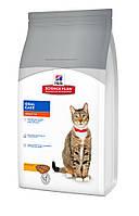 Hills Science Plan - 1,5 кг для взрослых кошек с уходом за полостью рта с курицей