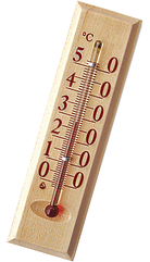 Термометр комнатный дерево Д-1-2