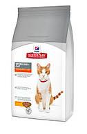 Hills Science Plan - 3,5 кг для взрослых стерелизованых кошек с курицей