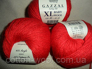 Gazzal Baby Wool XL (Газзал Беби Вул XL) 811