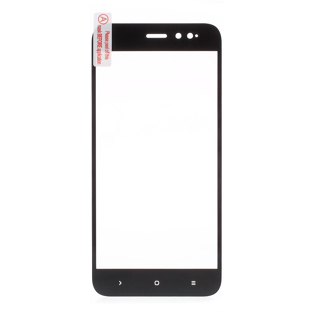 Защитное стекло Optima Full Screen для Xiaomi Mi A1 / Xiaomi Mi 5X, Черное